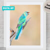 Mallee Ringneck Digital Art